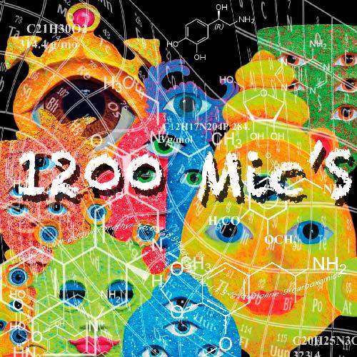 1200 Mic´s - 1200 Micrograms